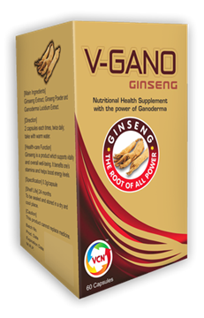 Picture of **V-GANO GINSENG BV 3.65